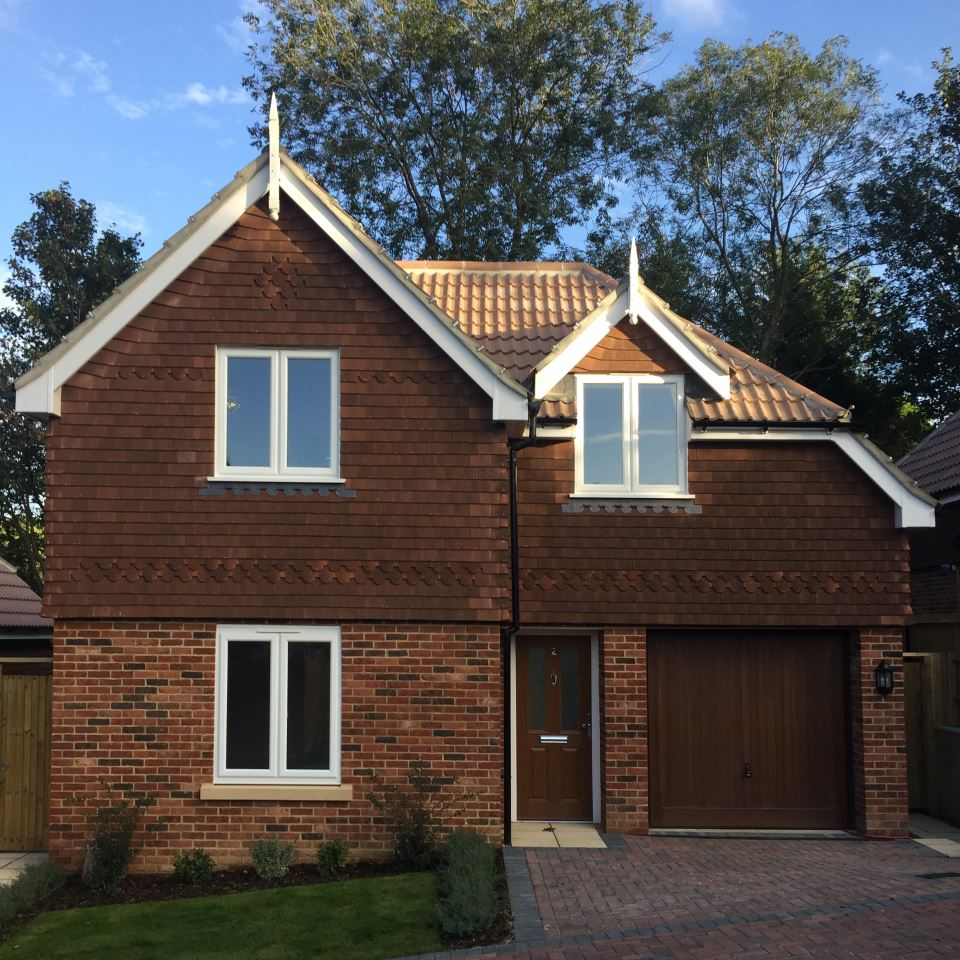 Barnfield Homes Development